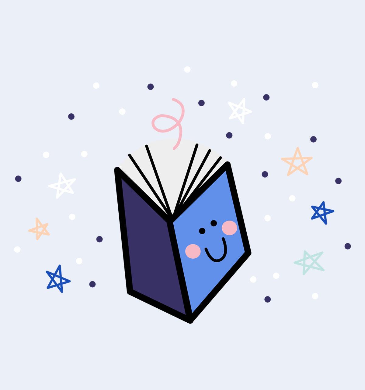Čituljko, ilustracija Smiljana Čoh