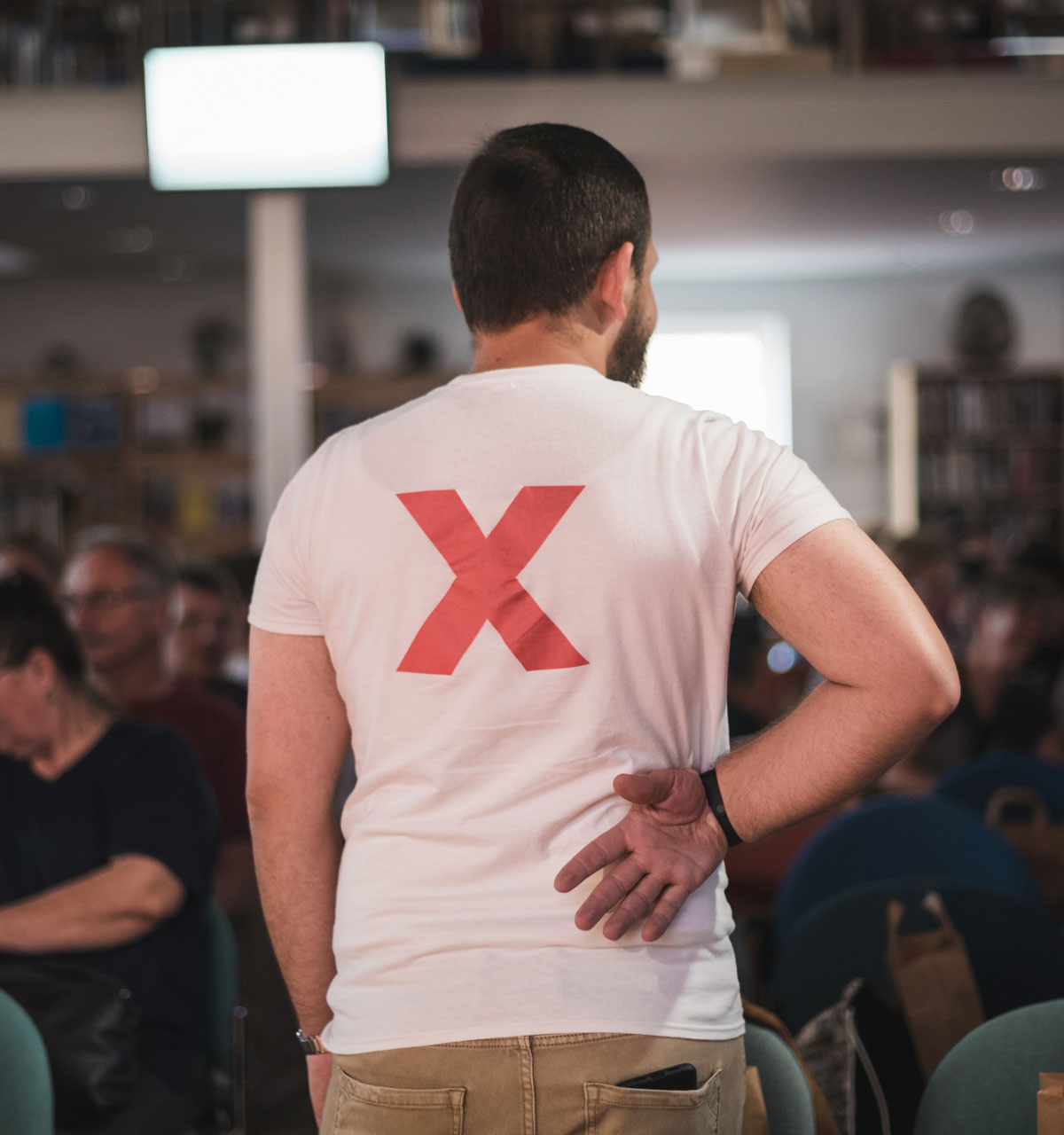 TEDx Knjižnica Koprivnica