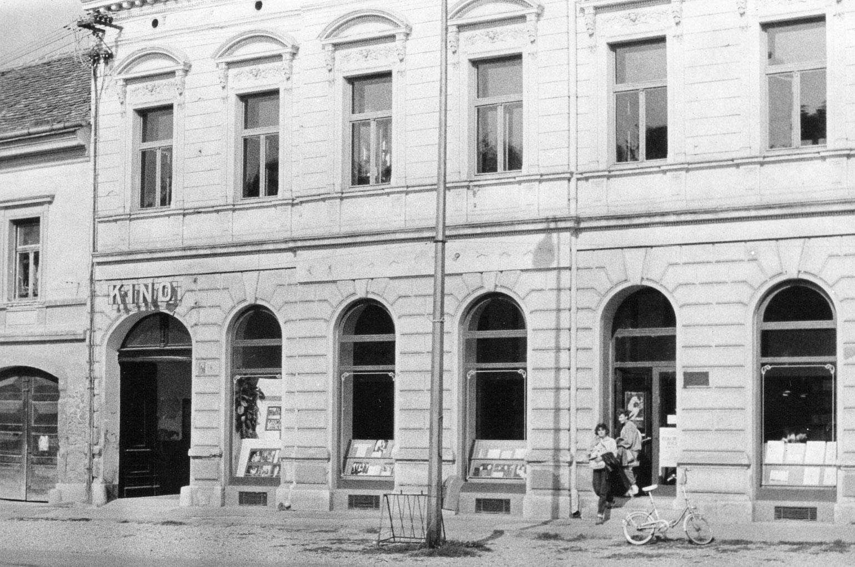 Knjižnica Fran Galović - arhiva