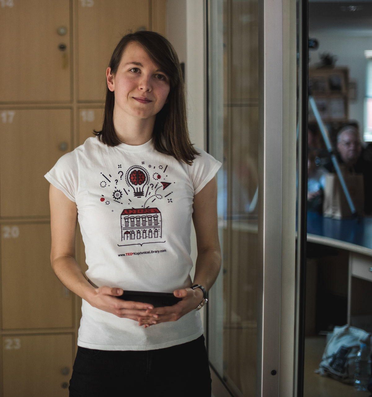 TEDx volonterka
