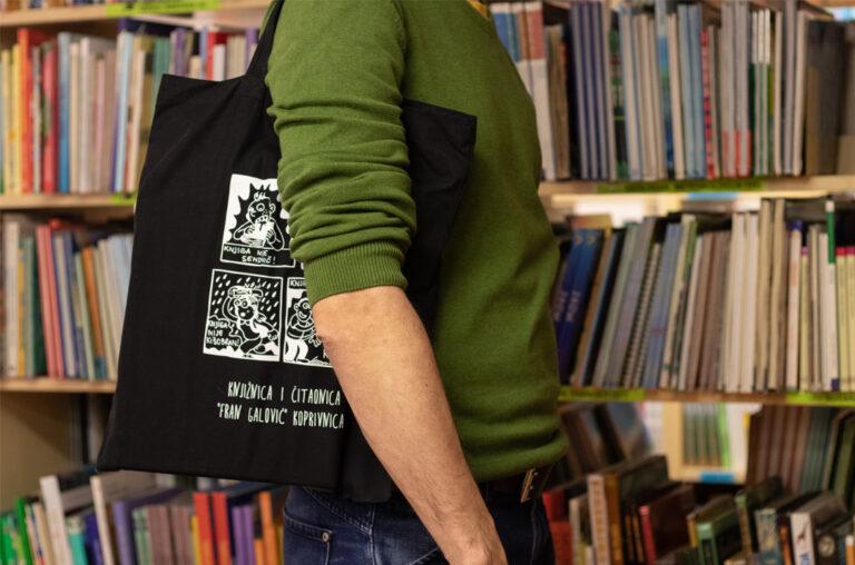 Platnene torbe Fran Galović, Zvonimir Haramija Hans