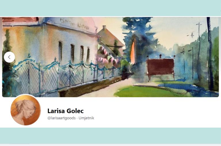 Larisa Golec