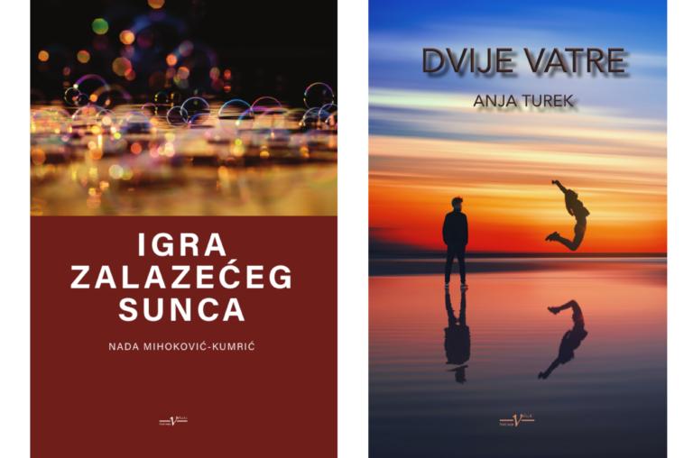 """Nada Mihoković Kumrić """"Zemlja zalazećeg sunca"""" i Anja Turek """"Dvije vatre"""""""