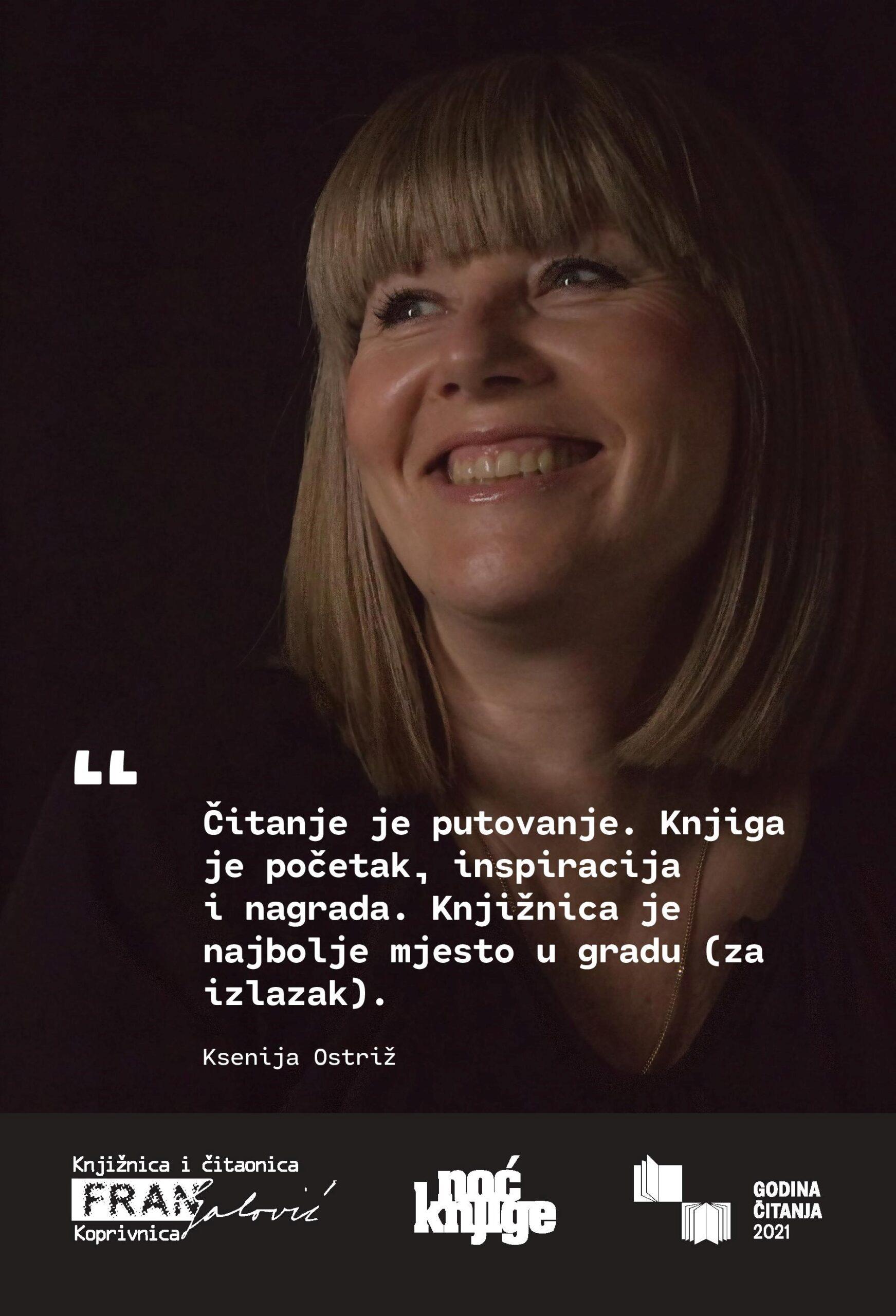 Ksenija Ostriž