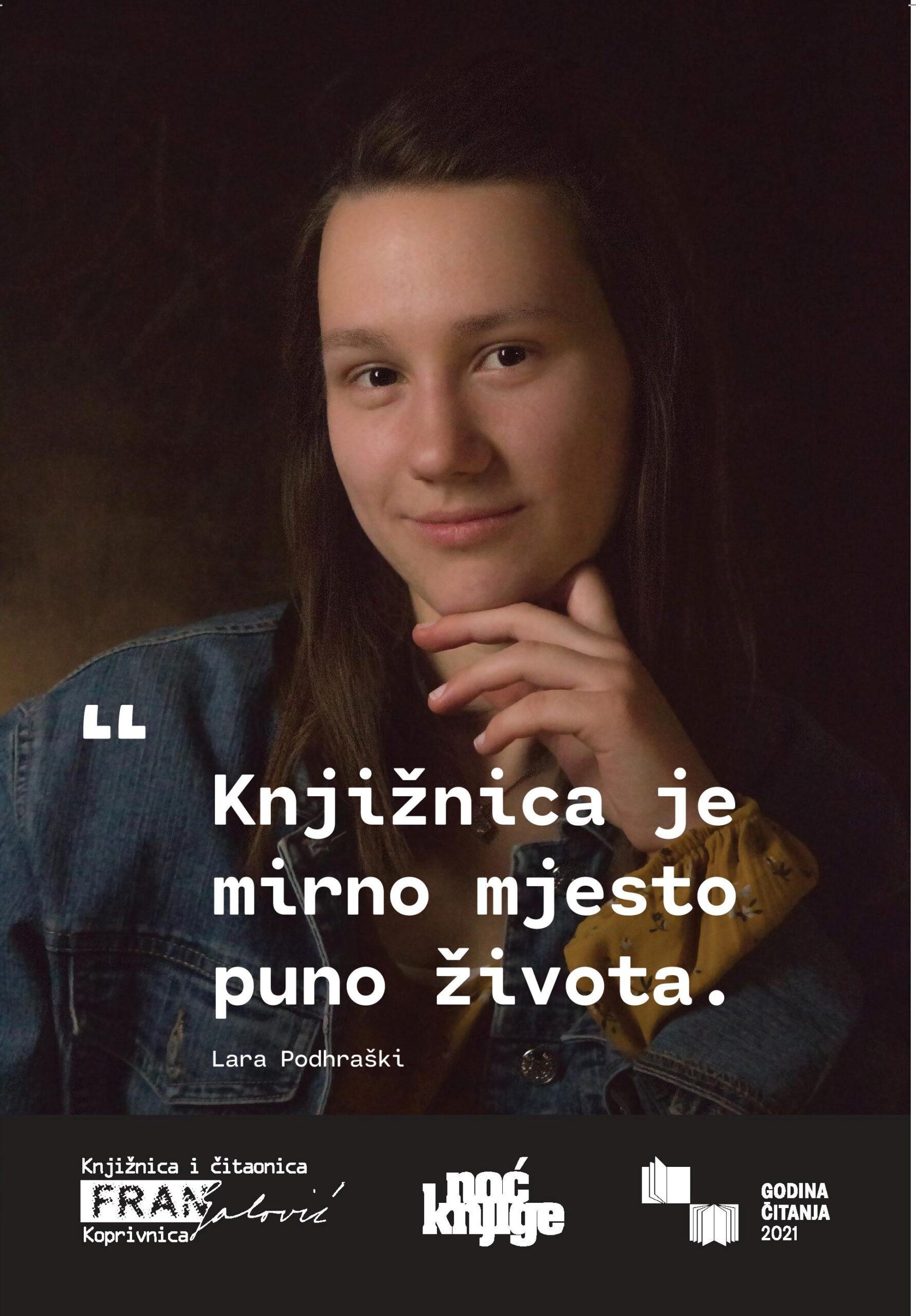 Lara Podhraški
