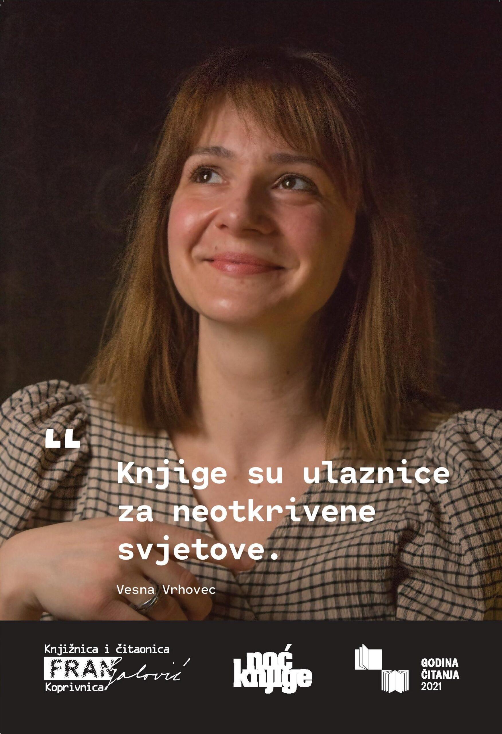 Vesna Vrhovec
