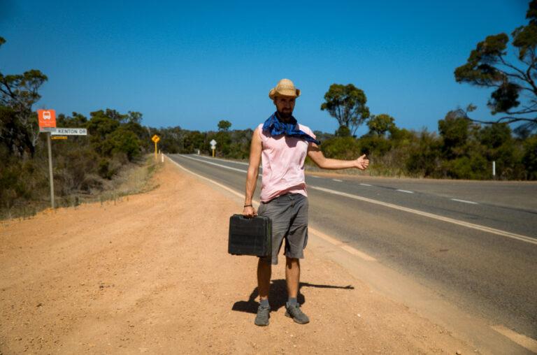 Stopiranje kroz Australiju